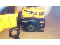 Reefmaster Seelife RC automatic Diving camera with case in excellend condition 3 multi coated glass.