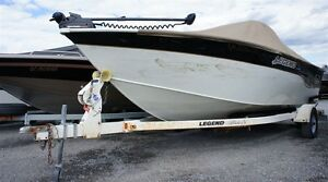 2005 legend boats 20 EXTREME