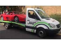 24HR BREAKDOWN,RECOVERY,ALL LONDON, HERTS, ESSEX. SCRAP CARS,JUMPS,CARS BOUGHT 4 CASH