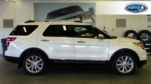 2012 Ford Explorer Limited (Navigation  Heated Seats)