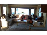 2005 Luxury Static Caravan Sea Views 3 Bedroom 8 Berth Crimdom Dene Blackhall Rocks GCH/DG/Parking.