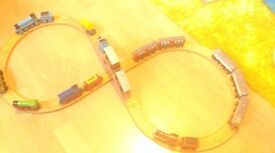 Childrens Train Sets and Roads