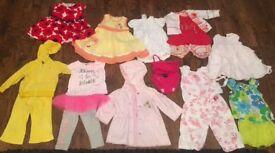 9-12 minthd baby girls clothes -Ralph Lauren/Marese/Maffarat/coco/Sarah Louise
