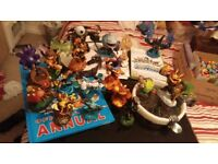 Skylanders Trap Team Figures / Characters / & XBOX Game