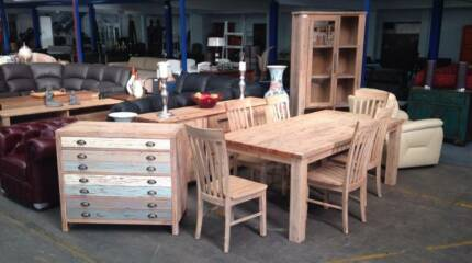 FURNITURE AUCTION Every Saturday 11am   New And Factory 2nd