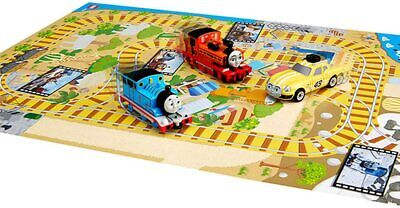 Whole adventure set of Thomas and near the ace with Tomica Thomas the Tank