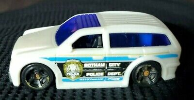 2016 Hot Wheels Batman Gotham City Police Dept. only from 5 car pack EUC