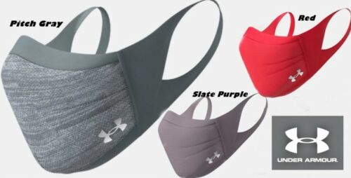 Under Armour Sports Mask Unisex Facemask, Face Cover, 6 Colors, FREE SHIPPING