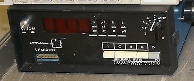 Esi Electro Scientific Industries 273 Rlc Impedance Meter