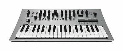 Korg Minilogue 37 Keys Polyphonic Analog Keyboard Synthesizer Used