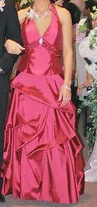 Robe de bal ou demoiselle d'honneur
