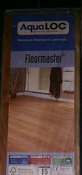 Aqualoc Laminate Flooring In Telford Shropshire Gumtree