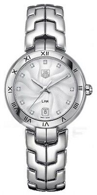 WAT1311.BA0956 |  TAG HEUER LINK | SALE PRICED NEW WOMEN'S QUARTZ DIAMOND WATCH