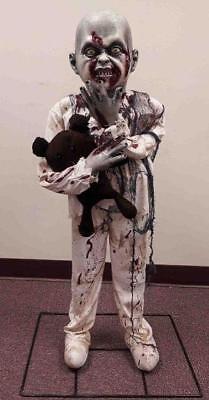 Little Boy Zombie Halloween Horror Prop](Little Boy Zombie)