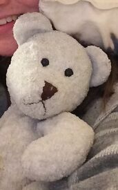 LOST TEDDY. £150 reward. Lost at Gatwick Airport