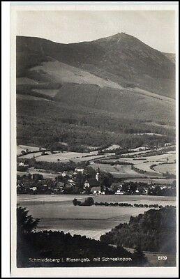 Kowary SCHMIEDEBERG Riesengebirge Schlesien Polen ~1940 Verlag Emil Mosig ungel.