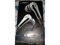 New sms audio earphones for samsung s6,7 or apple 6