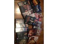 dvd 17 DVDs job lot horror movies bundle scary films £5 for all of them