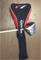 Gaucher left handed Taylormade R7 Driver