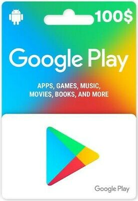 GOOGLE PLAY $200 GIFT CARD