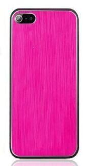Wholesale 160 x IPhone 5 / 5S Aluminum Cases Cover -Hot Pink South Granville Parramatta Area Preview