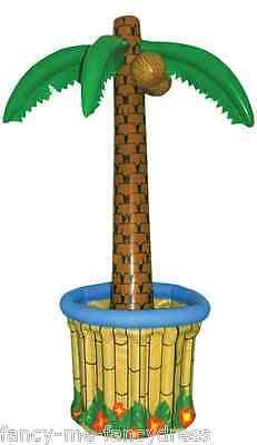 arge Palm Tree Drinks Cooler Hawaiian Fancy Dress Party Prop (Blow-up Palme)