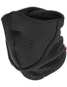 Sturmmaske Gesichtsmaske LEKI Premium Ski-Maske Schwarz Neopren Fleece Motorrad