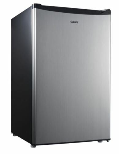 Galanz 4.3 Cu ft Single Door Compact Refrigerator with Chiller GL43S5 Brand New