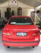 2008 Saab 9-3 Sedan **12 MONTH WARRANTY** West Perth Perth City Area Preview