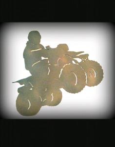 Any four wheeler or quad