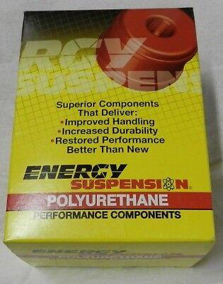 Energy Suspension 8.3120G Front Lower Control Arm Bushing Set Black