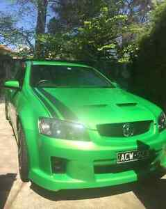 2009 Holden Ute SS-V **12 MONTH WARRANTY** West Perth Perth City Area Preview