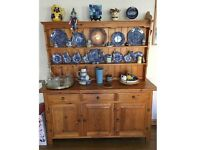 Large Welsh Dresser - absolutely solid