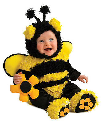 Infant Buzzy Bumble Bee Costume  - Infant Bee Costume