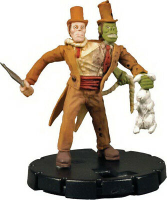 HorrorClix: Freddie Von Bludd [Figure with Card] Freakshow Miniatures HeroClix C