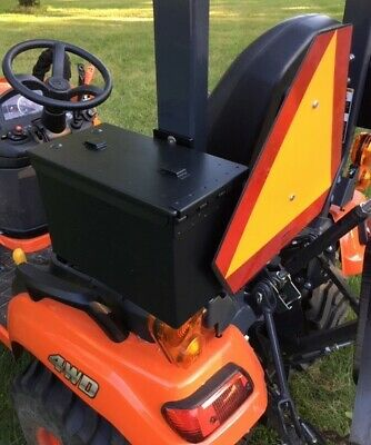 1 Tool Box Mount For Kubota Model Bx1880 Bx2380 Bx2680 Bx23s Usa Made