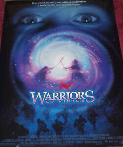 Cinema-Poster-WARRIORS-OF-VIRTUE-1997-Angus-Macfadyen