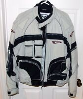 Teknics Motorcycle jacket- excellent condition
