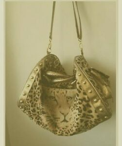 Cheetah purse for sale!