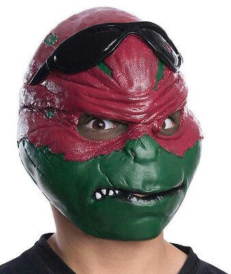 Rubies Teenage Mutant Ninja Turtles Movie Raphael Child 3/4 Mask