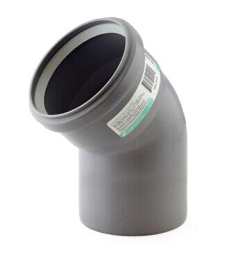 Centrotherm Polypropylene Innoflue Isel0345 3 45 Degree Elbow