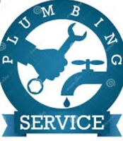 Plumbing, Gas fitting, and Pipefitting services