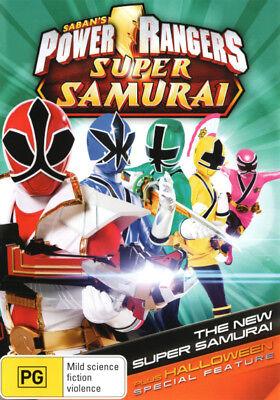 Power Rangers Super Samurai Volume 1 - The New Super Samarai (Halloween Special)](Power Rangers Halloween Special)