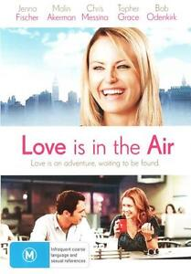 Love is in the Air (2012)  - DVD - NEW Region 4