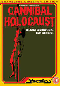 Cannibal Holocaust: Ruggero Deodato's New Edit DVD Ltd Ed NEW