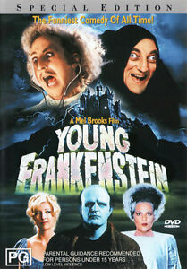 Young Frankenstein (Special Edition) * NEW DVD *