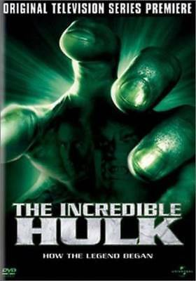 The Incredible Hulk - Original Television Premiere