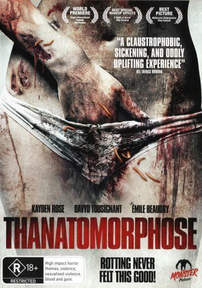 Thanatomorphose  - DVD - NEW Region 4