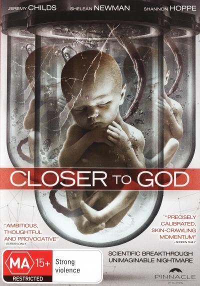 Closer to God  - DVD - NEW Region 4