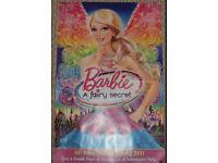 Barbie dvds plus some Bratz dvds